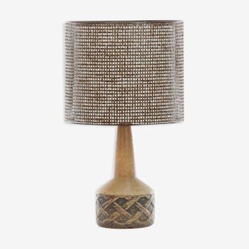 Lampe en céramique scandinave