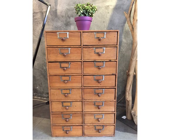 small old drawers loom furniture