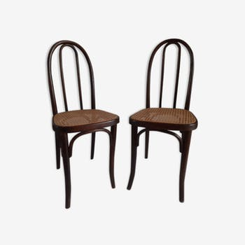 Thonet chair duo