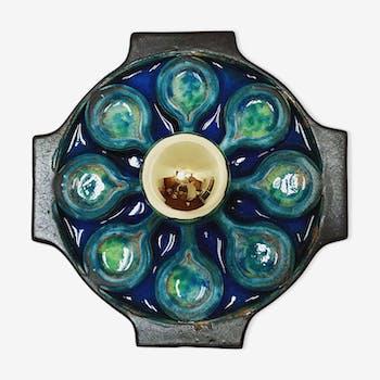 Applique en céramique moderne du milieu du siècle