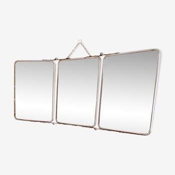 Miroirs de Barbier Vintage & Miroirs Triptyque d\'occasion