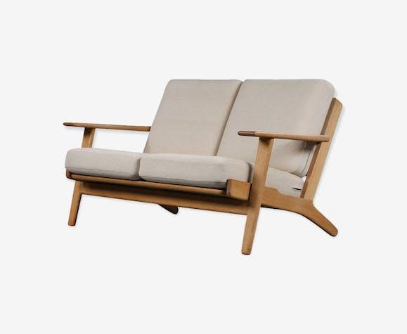 Canapé 2 places modèle GE290/2 par Hans J. Wegner