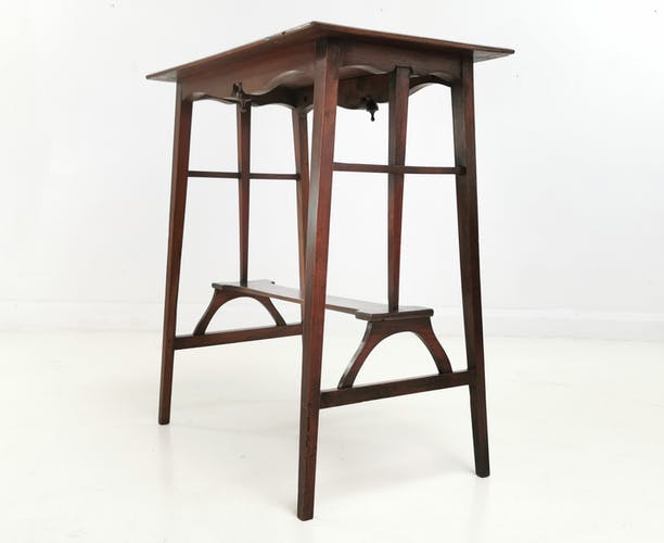 Table d'appoint Arts and Crafts