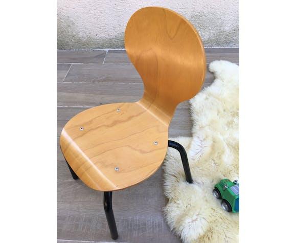 Chaise d'ecole pour enfant