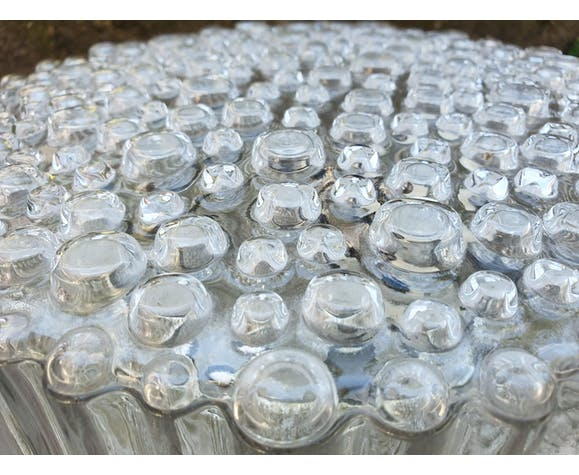 Helena Tynell bubble ceiling lamp for Limburg house, vintage, 60s