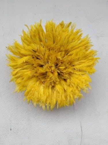 Juju hat jaune de 35 cm