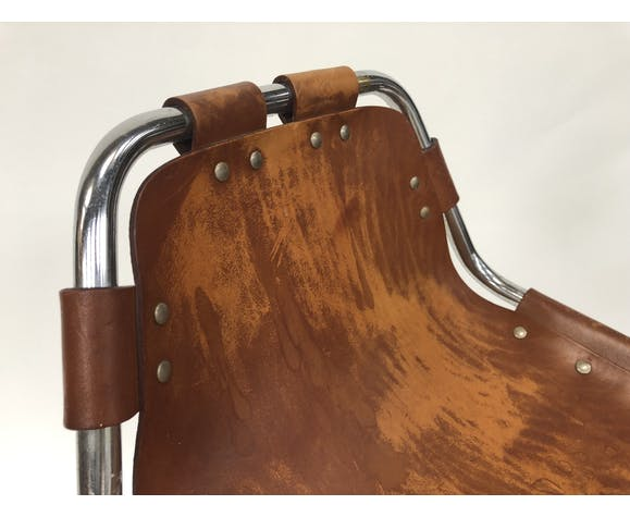 Tabouret de bar design vintage