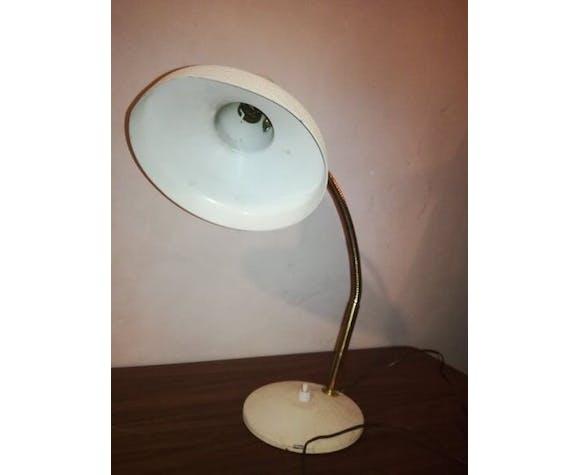 Lampe de table en laiton