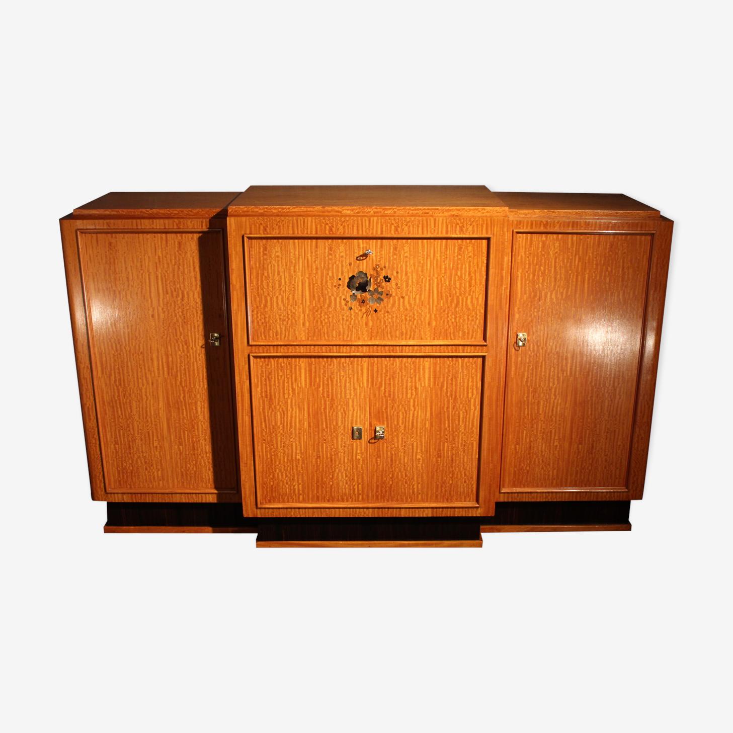 Cabinet of jules Leleu
