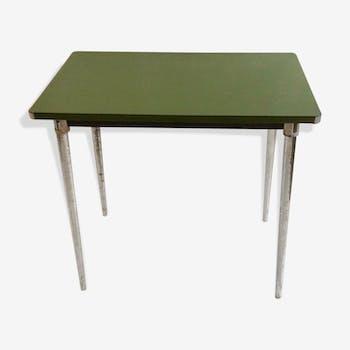 Melamine table