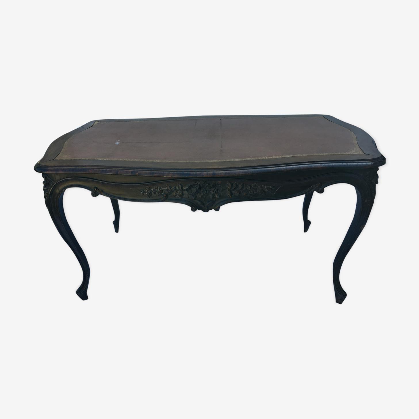 Table bureau de style Louis XV