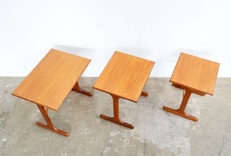 Pull-out tables