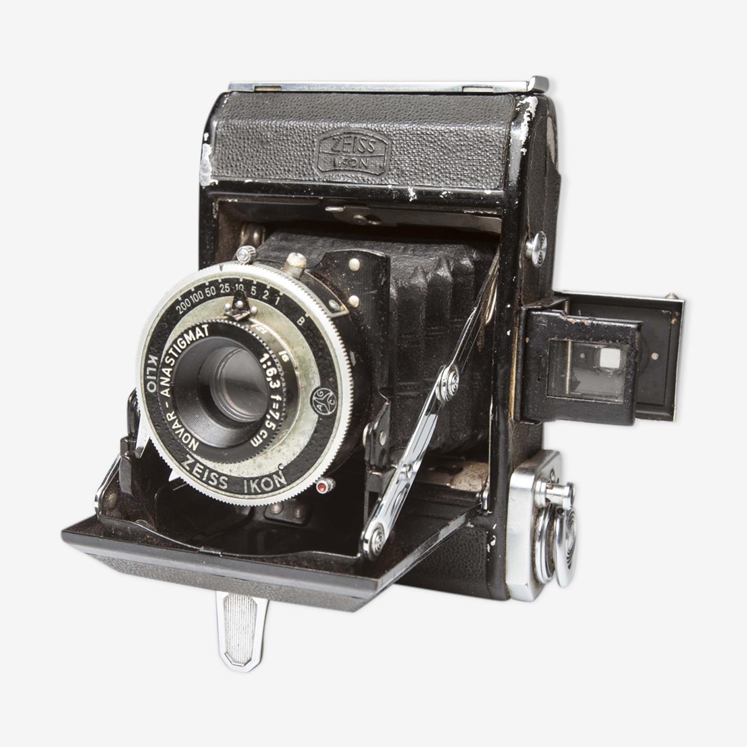 Zeiss ikon ikonta 521 1938 compact bellows