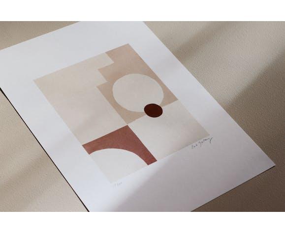 OAK Gallery Illustration Eclipse