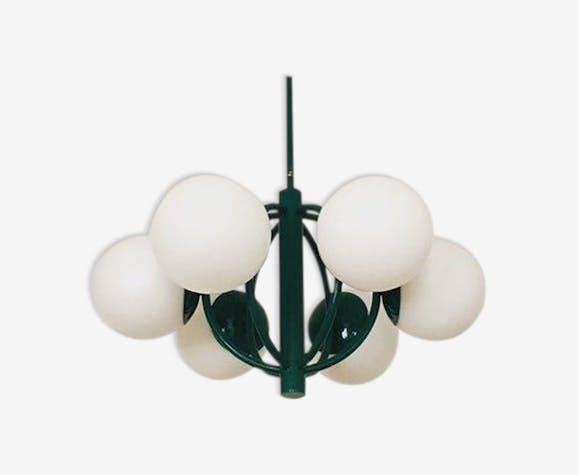 Sputnik chandelier by Kaiser Leuchten
