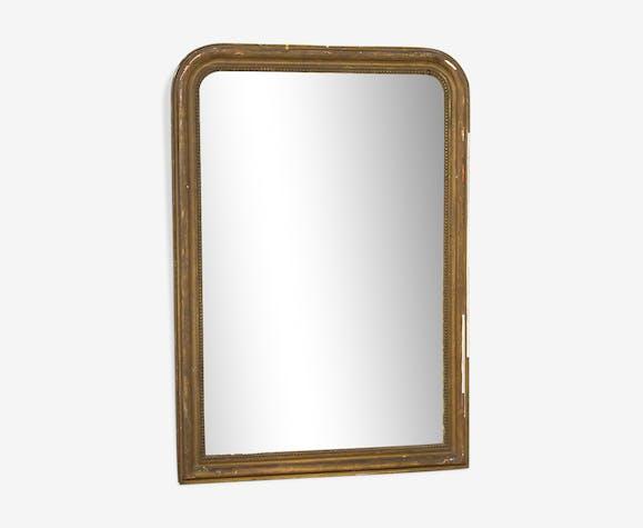 Miroir Louis Philippe antique 110x75cm