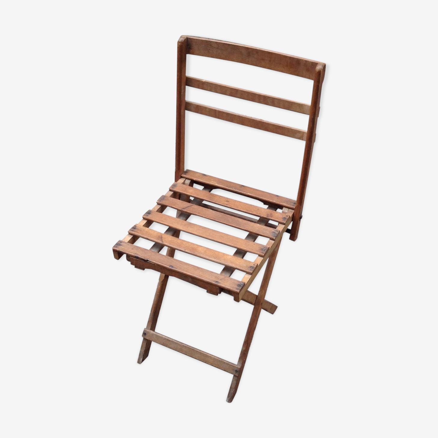 Child folding chair