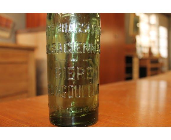 Old bottle of beer