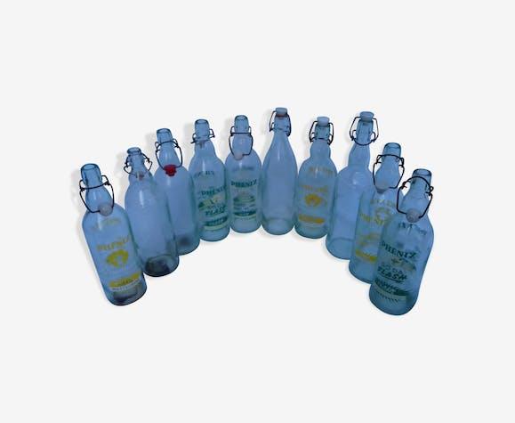lot of 10 bottles