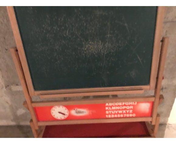 Vintage children's blackboard