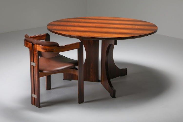 Table à manger Augusto Savini Pamplona - 1960