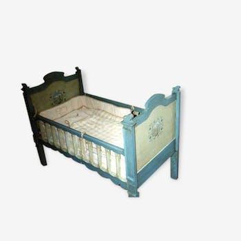 berceau couffin lit bleu vous cherchez la pi ce unique elle est ici. Black Bedroom Furniture Sets. Home Design Ideas