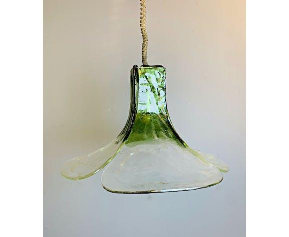 Suspension par Carlo Nason en verre de Murano, années 1960