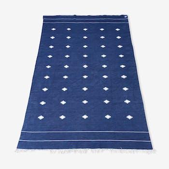 Tapis kilim coton 165x262cm
