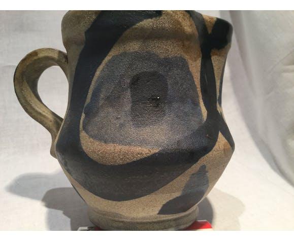 Ceramic pitcher circa 70