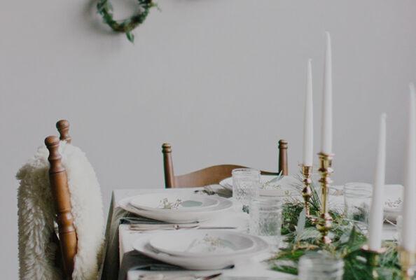Votre table de Noël