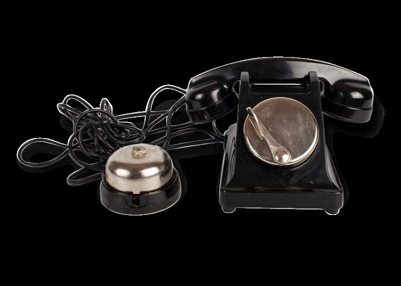 NEUF Sonnette externe téléphone type PTT modèle Condensée 5071C