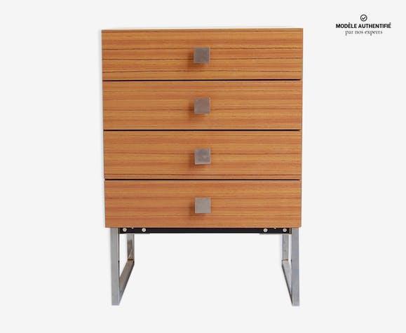 """Commode modèle """"554"""" par Pierre Guariche pour Meurop 1970s"""