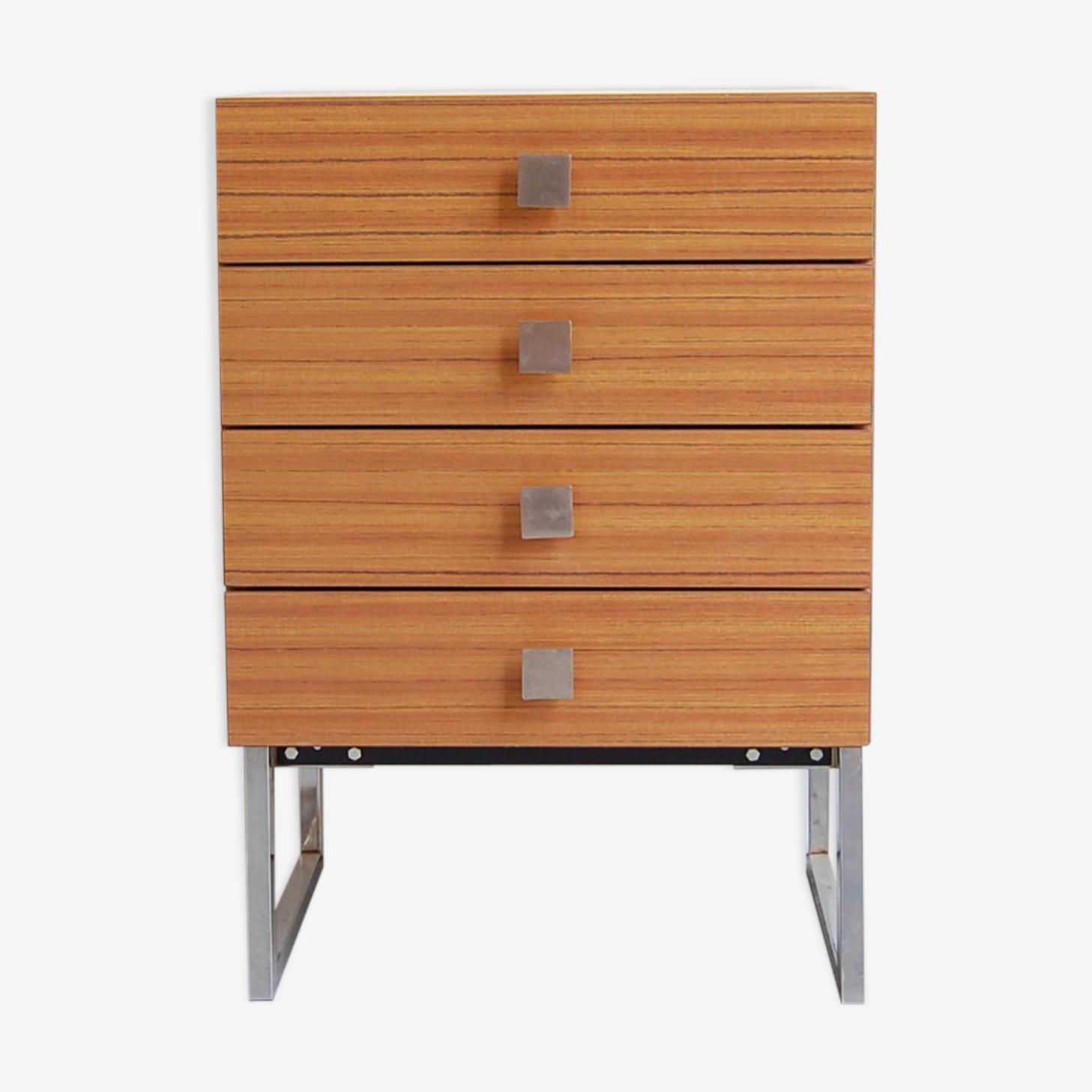 """Model """"554"""" dresser by Pierre Guariche for Meurop 1970"""