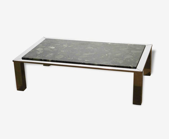 table basse roche bobois annes 70