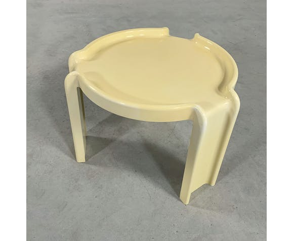 Table d'appoint par Giotto Stoppino pour Kartell, 1970