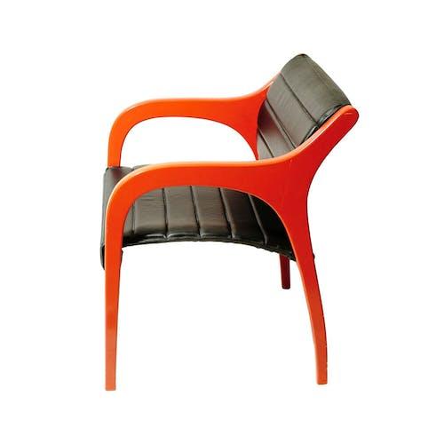 Paire de chaises de Claudio Salocchi