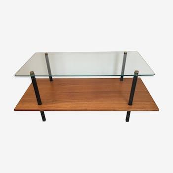 Table basse, années 50
