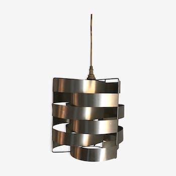 "Max Sauze ""March"" hanging lamp 1970"