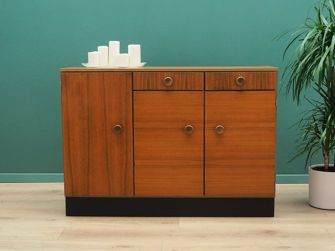 Buffet en acajou, design danois, années 70