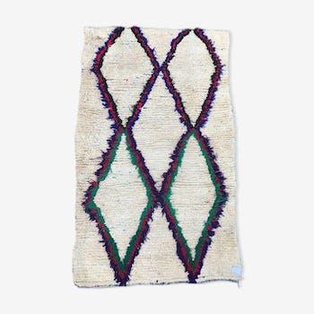Carpet beni ouarain 160 x 95 cm