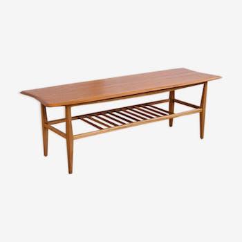 Scandinavian coffee table 122cm