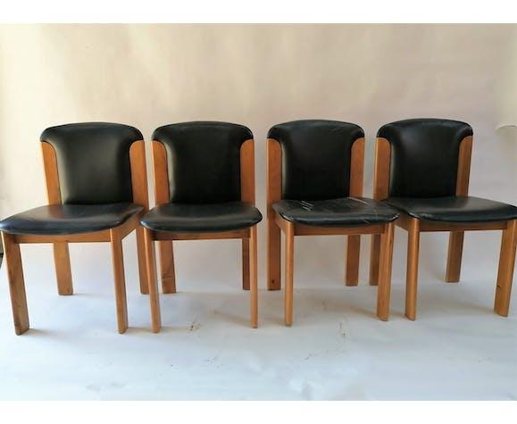 Quatre chaises 1960