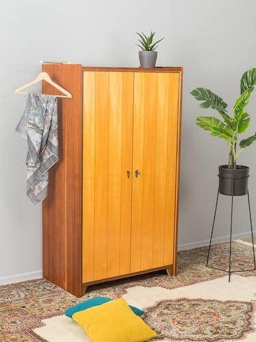 Wardrobe from the 1950s