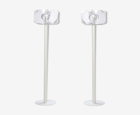 Pair of floor lamps Jean of Imbleval