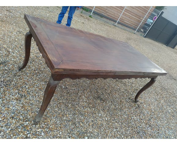 Table italienne ancienne