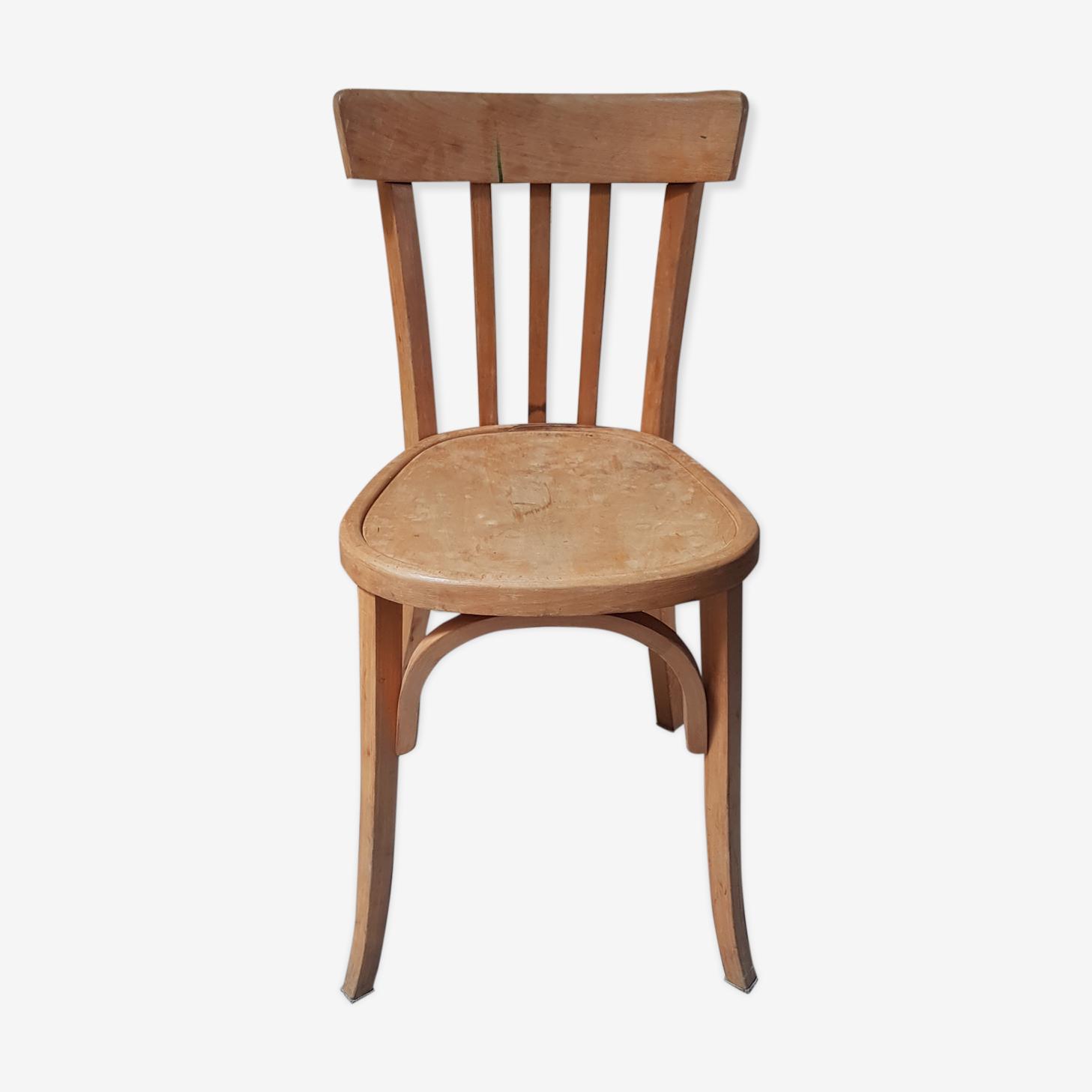 Ancienne chaise bistrot maison Gignez