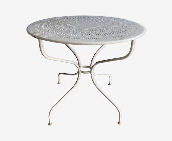 Ancienne table de jardin 1930