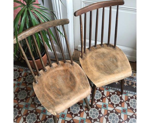 Pair of Fanett chairs by Ilmari Tapiovaara
