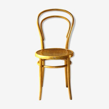 Chaise bistrot assise Bois de Kohn  1905