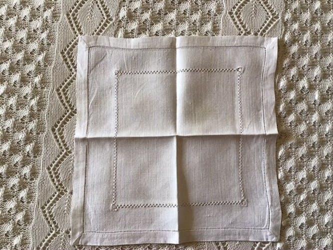 Set de 10 serviettes